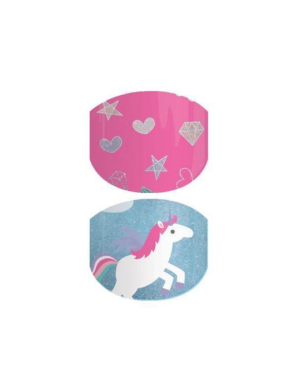 Unicorn Dreams Jr - Nail Wrap