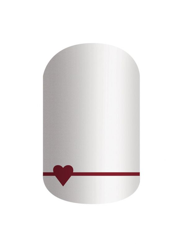 With Love - Nail Wrap