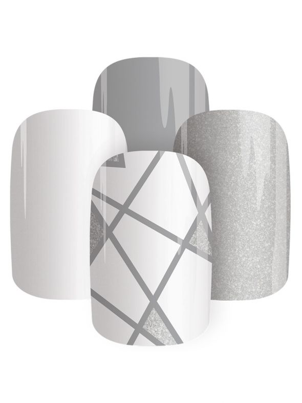 Not Complicated - Nail Gel Strips