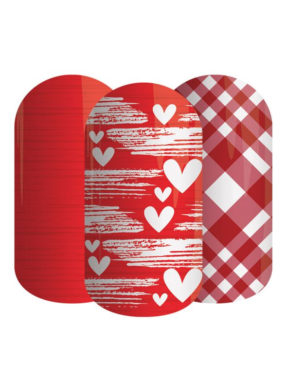 Love You More - Lacquer Strip