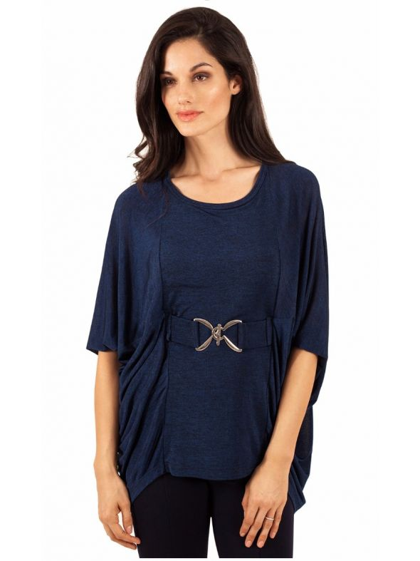 Kelly Invisible Belt Top