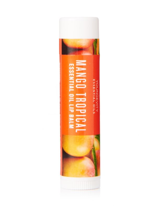 Mango Tropical Essential Oil Lip Balm