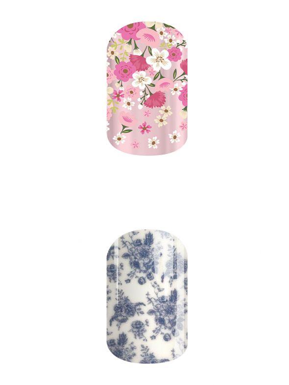 Nail Wrap StyleBox - May