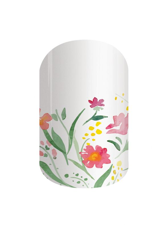 Feeling Bouquet - Nail Wrap