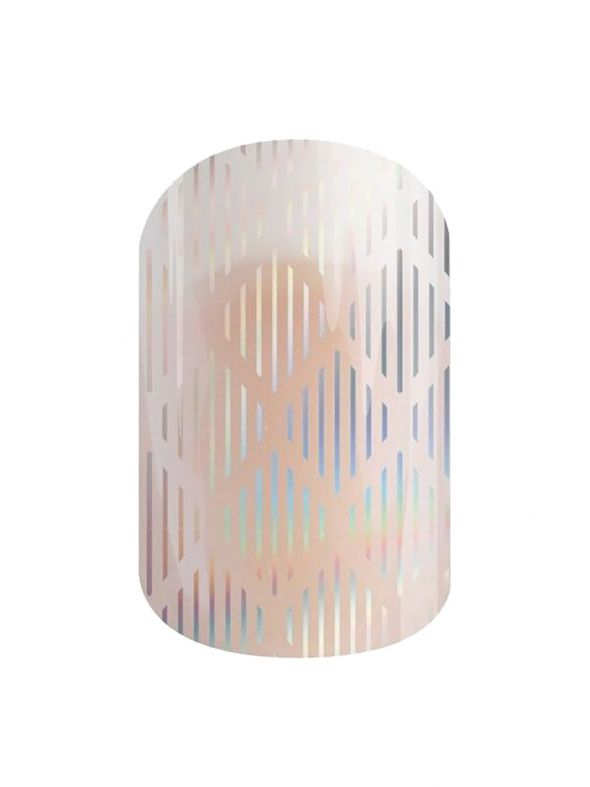 Radiant Waves - Nail Wrap