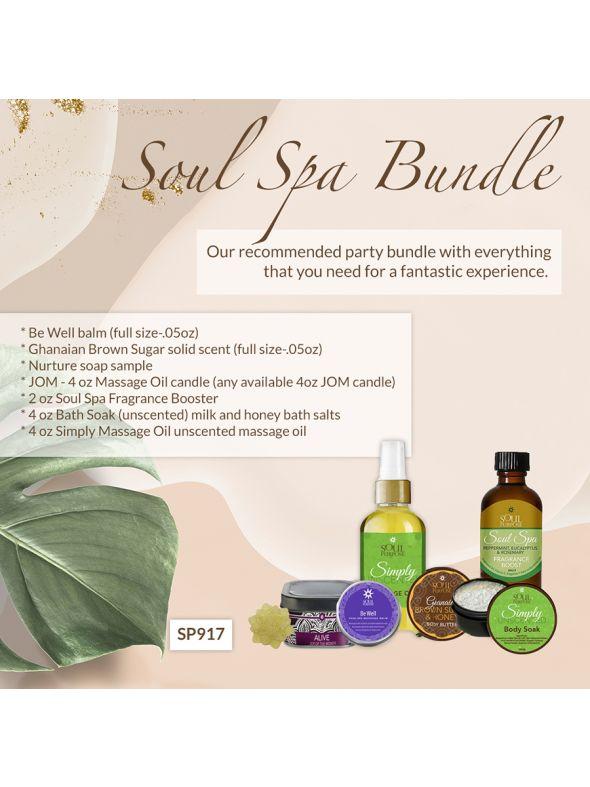 Soul Spa Bundle