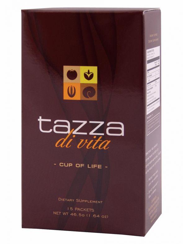 Tazza Di Vita Coffee - 1 box