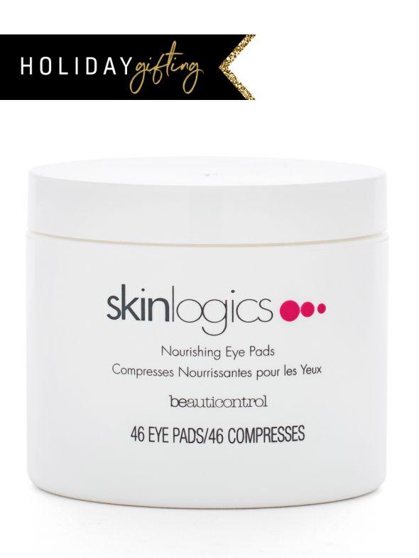 Skinlogics NOURISHING EYE PADS (46 Eye Pads) - Stocking Stuffer