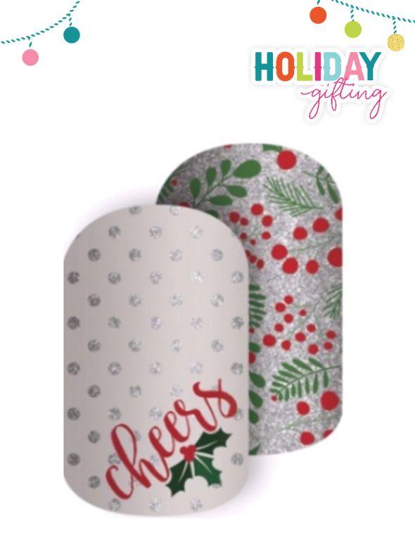 Holiday Cheer - Nail Wrap