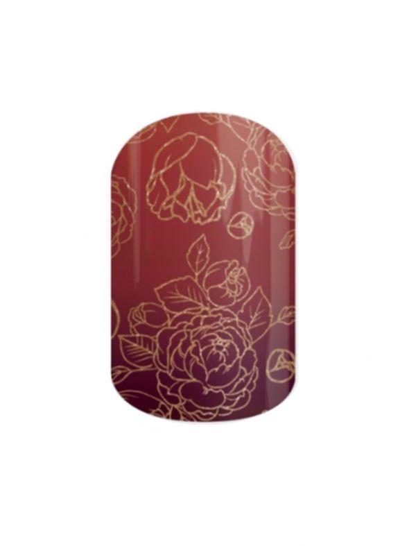Autumn Romance - Nail Wrap