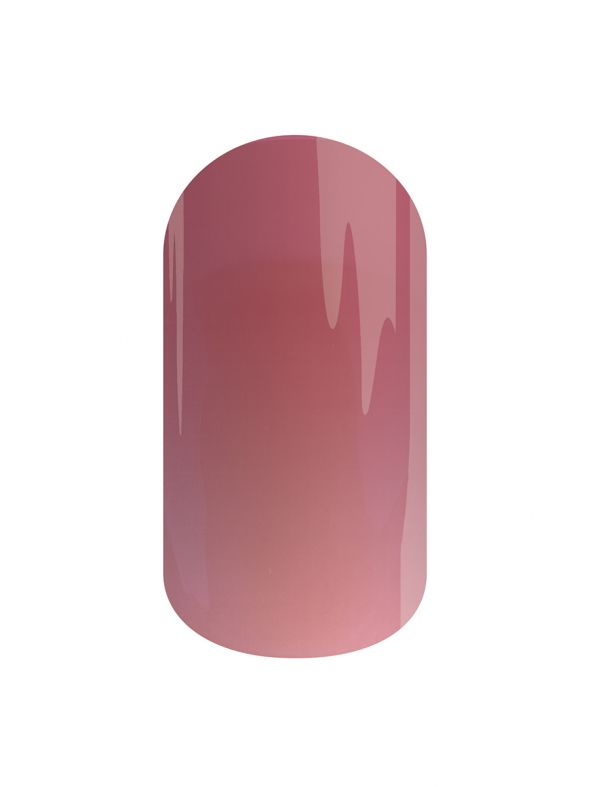Raspberry Ruby - Lacquer Strip