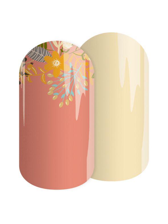 Spring Blossom - Lacquer Strip