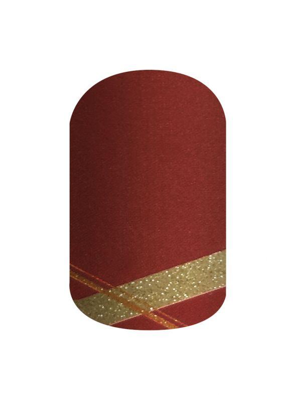 Hidden Schemes - Nail Wrap