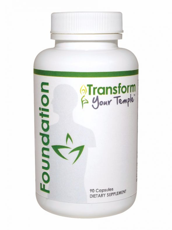 Transform Your Temple™ - Foundation