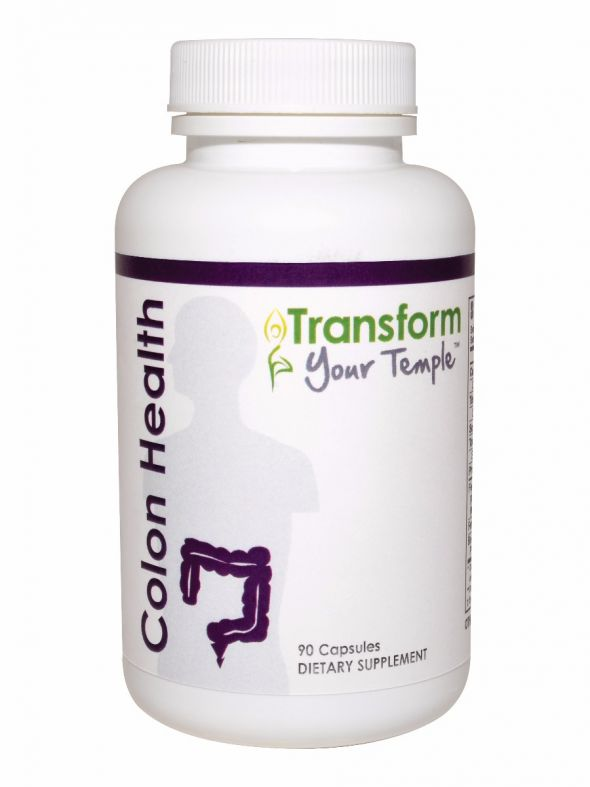 Transform Your Temple™ - Colon Health