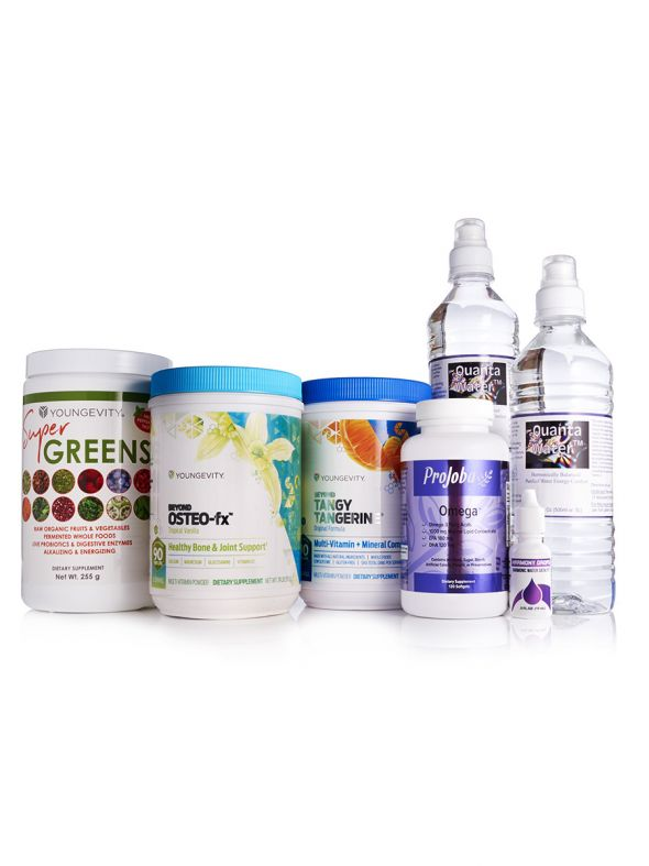 Harmony Healthy Body Start Pack