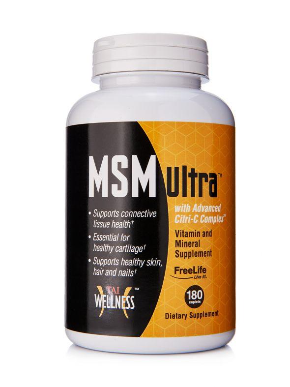 MSM Ultra® (180 Caplets)