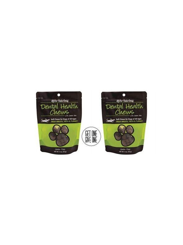 FTO Dental Health Chews for Dogs - 4 oz. Bag