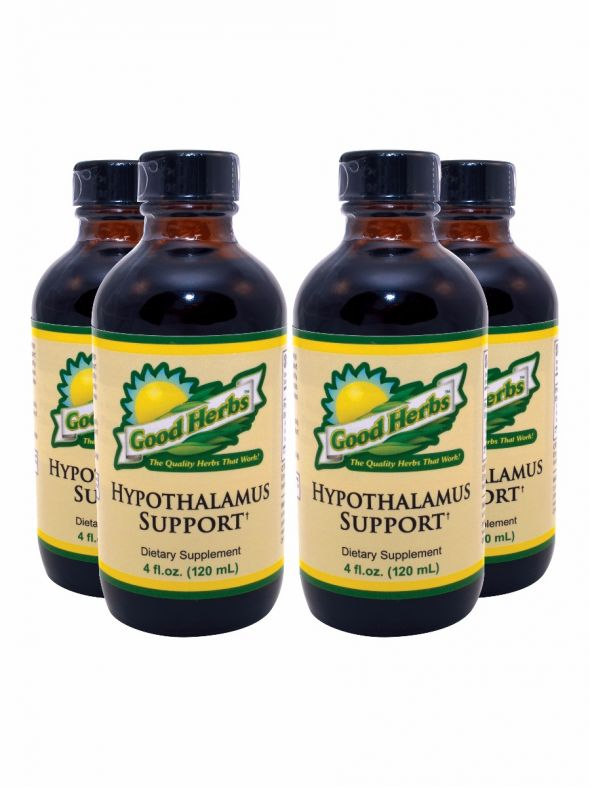 Hypothalamus Support (4oz) - 4 Pack