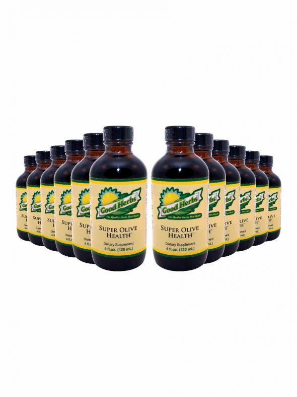 Super Olive Health - 12 Pack