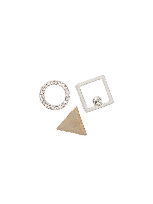 Locket Shapes 3pk