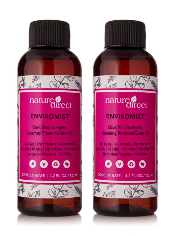 Nature Direct EnviroMist® Concentrate Bundle