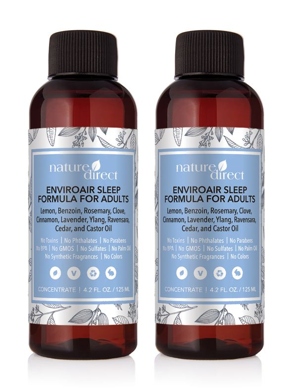 Nature Direct EnviroAir™ Sleep Formula for Adults Concentrate Bundle