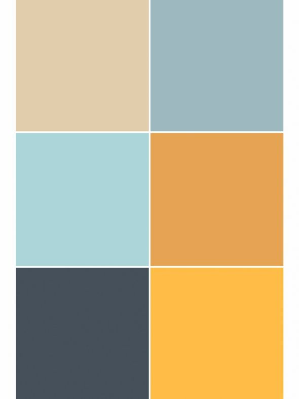 Clean Slate Blue Solid Color Cardstock