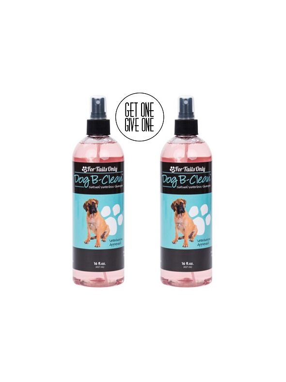 FTO - Dog-B-Clean Natural Waterless Shampoo[QTY:2]