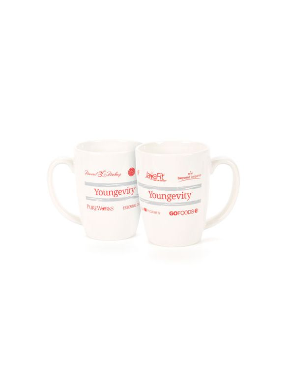 Youngevity Brands Coffee Mug