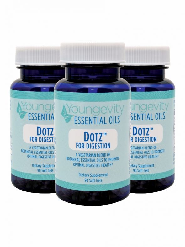 Dotz™ for Digestion - 3 Pack