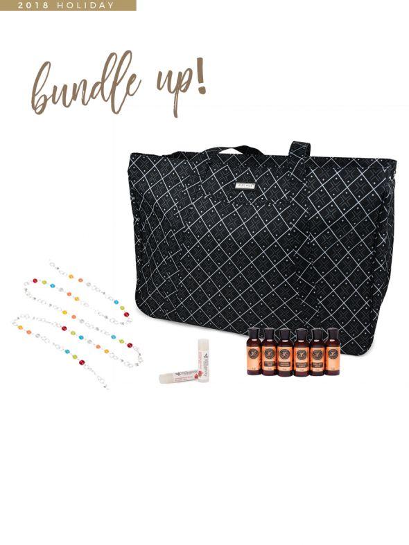 Youngevity GIGI HILL Bundle Bag - November Customer Special Geo