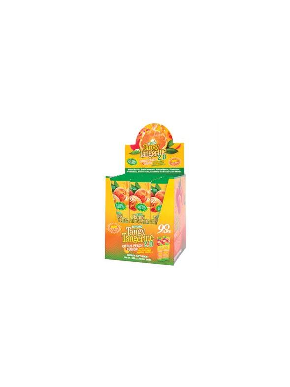 BTT 2.0 Citrus Peach Fusion - 30 Count Box