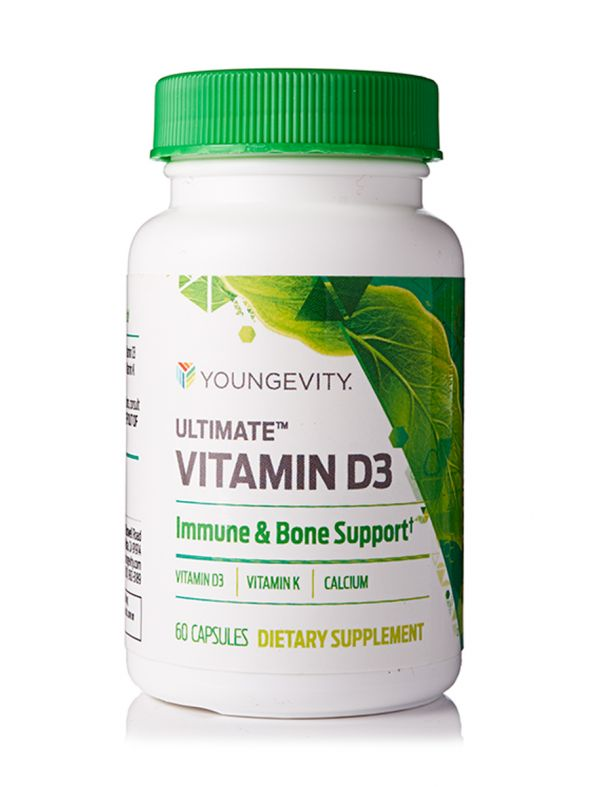 Ultimate Vitamin D3 - 60 capsules