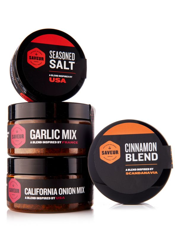 Spice Kit for College Kids
