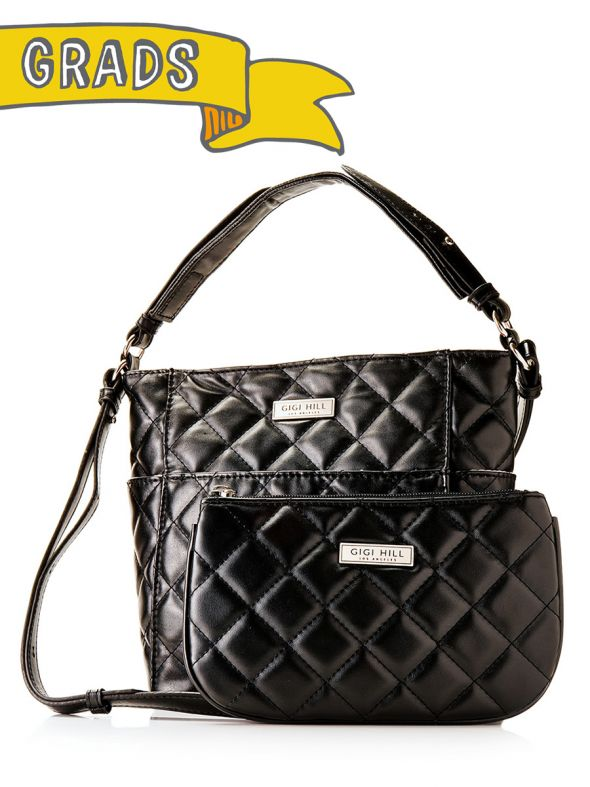 Quilted Black Gigi Hill Bundle