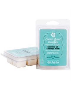 Clear Your Sniffer - Essential Oil Soy Wax Melts