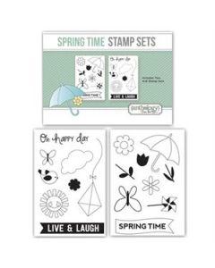 Spring Time Stamp Set