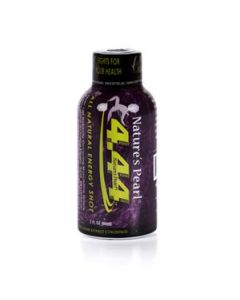 Nature's Pearl - 4.44 Energy Shots (12 Pack)