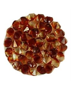 Large Red Magma Crystal Screen