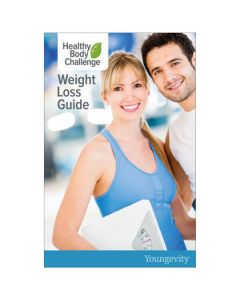 Healthy Body Challenge Weight Loss Guide (10 Pack)