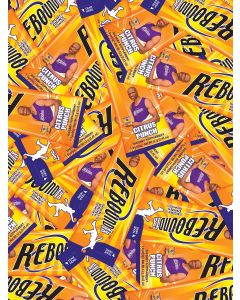 Rebound Fx On-The-Go Pouches Citrus Punch - 125 Count Bulk