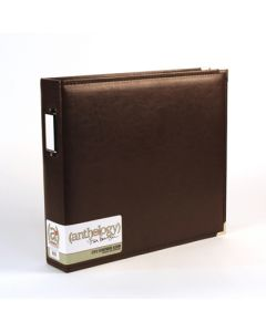 *50% OFF* Anthology 12 x 12 Album - Chocolate *SALE* WHILE SUPPLIES LAST