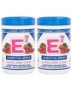 E7® Natural Berry ( 2 canisters)