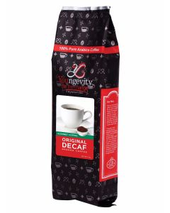 YBTC Coffee - Organic Original Decaf Ground