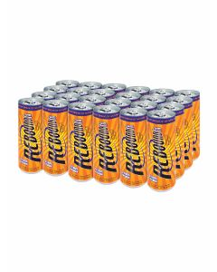 Rebound Fx Citrus Fusion Sports Energy Drink - 1 Case