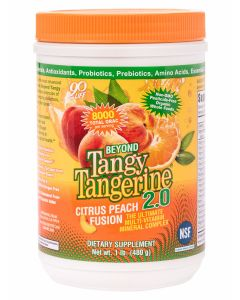BTT 2.0 Citrus Peach Fusion 480 G Canister