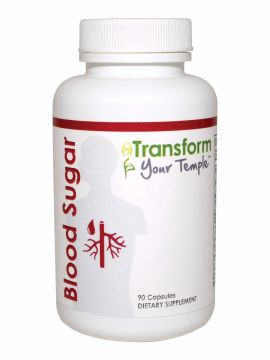 Transform Your Temple™ - Blood Sugar