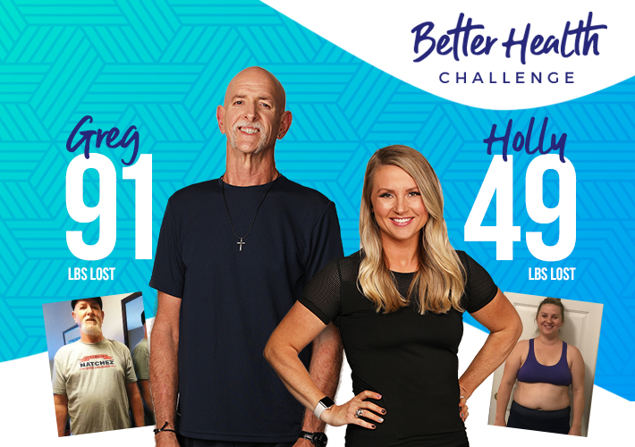 Join the Better Health Challenge